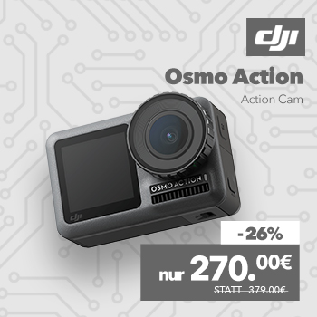 DJI Osmo Action Black Friday Deal