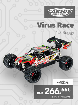 Virus Race Black Week Highlight