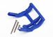 Wheelie bar Halter blau