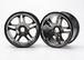 Felgen SS Split Spoke 3.8  Black Chrome (2)