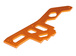 Chassis-Strebe hinten orange Trophy Truggy