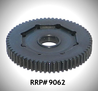 .5 Mod Blackened Hard steel Spur 62 teeth