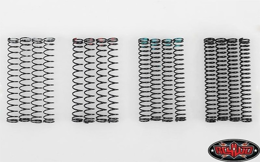 100mm Ultimate Scale Shocks Internal Spring Assortment