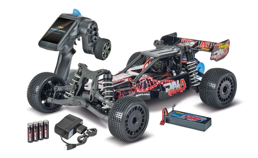 1:10 DNA Warrior 2WD Brushless 2.4Ghz 100% RTR
