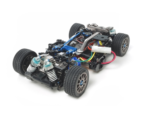 1:10 RC M-05 Ver.II Pro Chassis Kit