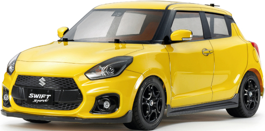 1:10 RC Suzuki Swift sport M-05/239mm Bausatz / Kit