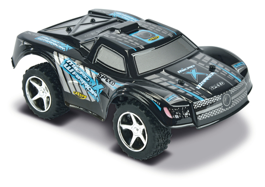 1:32 Micro X-Warrior 100% RTR 2.4G Incl. Sprungschanze