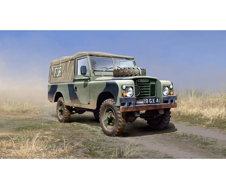 1:35 IT Land Rover 109´ LWB