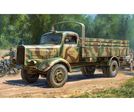 1:35 WWII Dt.Transport-LKW L4500A