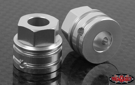 14mm Hex for RC4WD Extreme Duty XVD for Clodbuster Axle