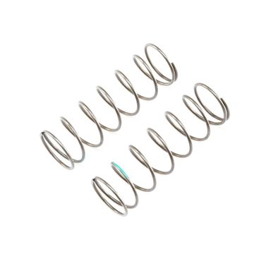 16mm EVO FR Shk Spring, 4.9 Rate, Green (2): 8B 4.0