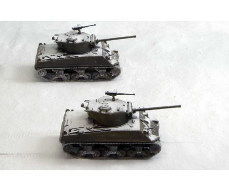 1:72 M4A3 76mm (Fast Ass. Kit) 2 Modelle