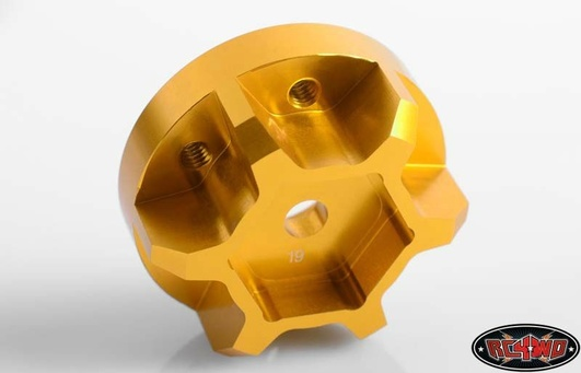 19mm Universal Hex for 40 Series and Clod Wheels