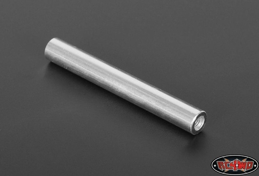 46mm (1.8) Internally Threaded Aluminum Link (Silver) (4)