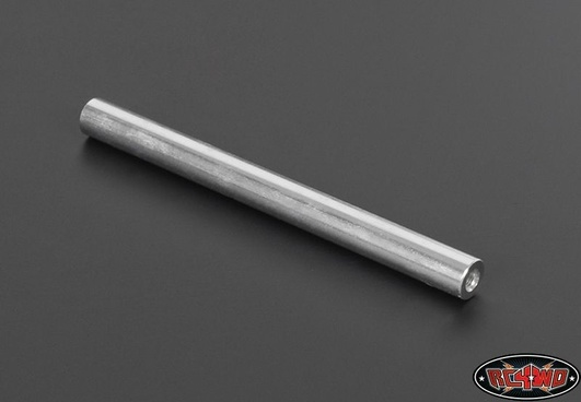 70mm (2.75) Internally Threaded Aluminum Link (Silver) (4