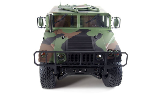 AMEWI U.S. Militär Truck Elektro Brushed Off Road Scale 4WD 1:10 RTR Camouflage