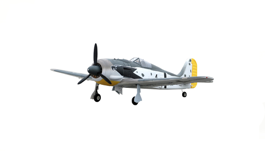 AMX flight Focke Wulf FW190 PNP Warbird 1200mm brushless