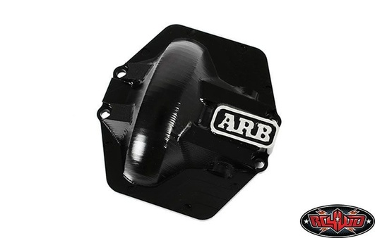 ARB Black Diff Cover for Axial Wraith (Wraith, Ridgecrest)