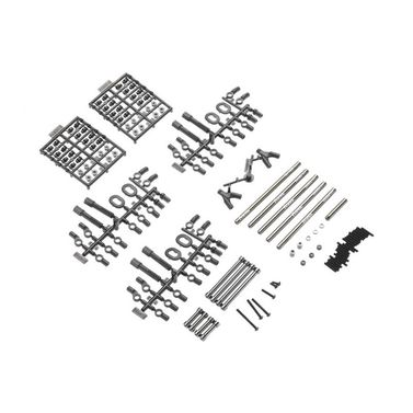 AX31142 SCX10 TR Links Set 12.0 (305mm)