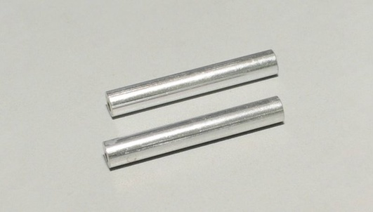 Aluminum 40mm (1.57) Long Solid Links (1)