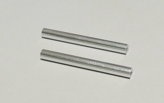 Aluminum 56mm (2.2) Long Solid Links (4)