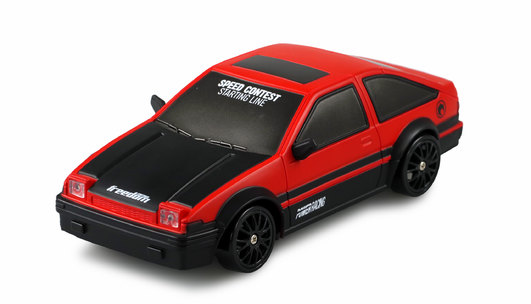 Amewi Drift Sport Car Elektro Brushed On Road (Drift) 4WD 1:24 RTR rot