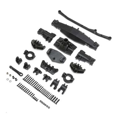 Axle Housing Set Complete Front: LMT
