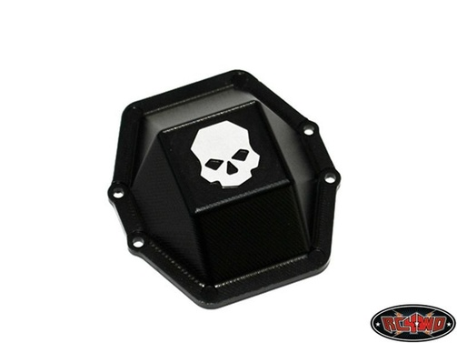 Ballistic Fabrications Diff Cover for Axial Wraith (Wraith,