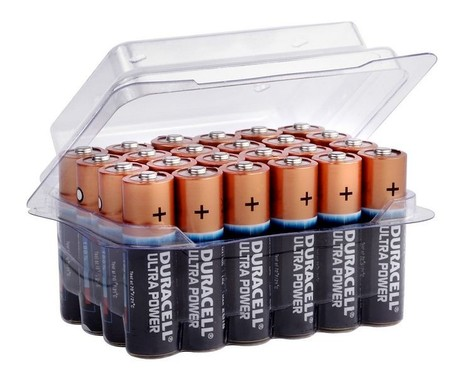 Batterie Duracell Ultra Power AA Mignon 24er Box