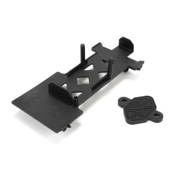 Battery Mount: 1:18 4WD Temper
