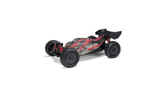 Body Painted w/Decals Typhon 6S Black/Red