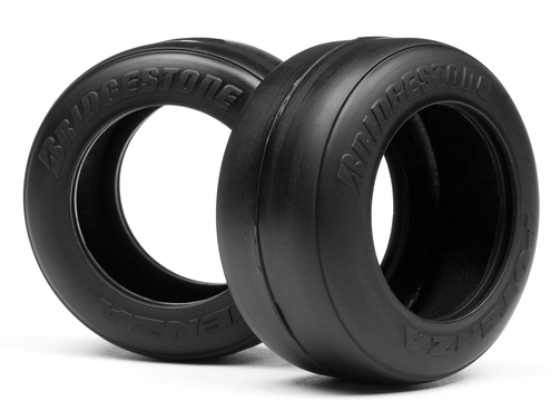 Bridgestone High Grip FT01 Slick Reifen S vorne