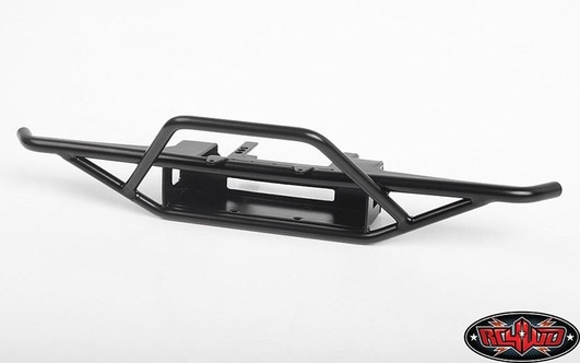 Bucks Front Bumper for Traxxas TRX-4 Chevy K5 Blazer (Black)