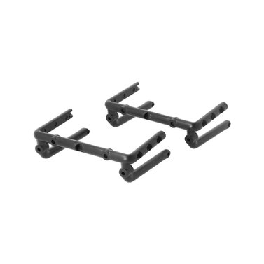 Bumper Bracket (Black, For 275WB Chassis)