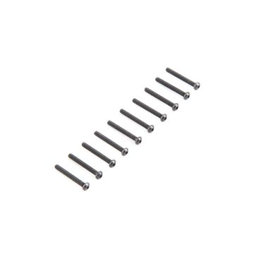 Button Head Screws M2.5x 20mm (10)