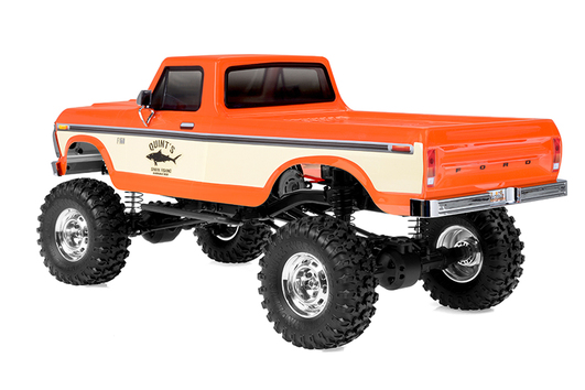 Carisma Adventure - SCA-1E Ford F-150 - 1976 Version - Official Licensed - 4WD RTR - 1:10 Scale - WB 324mm