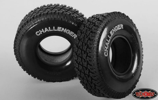 Challenger 1.9 Single Scale Tire