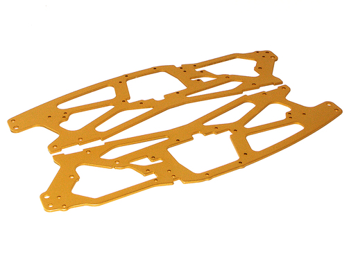 Chassis 2.5mm (Gold/2 St.)