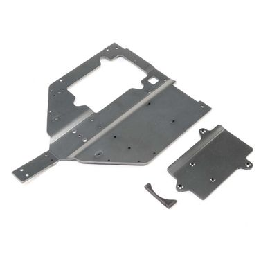 Chassis & Motor Cover Plate: Super Baja Rey