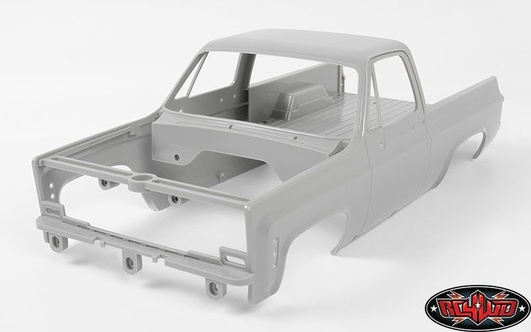 Chevrolet Blazer Main Body