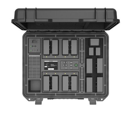 DJI Akku Ladekoffer - Battery Station (Part 49)