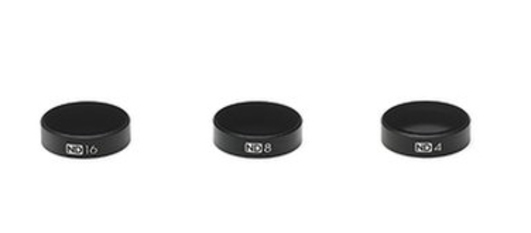 DJI Mavic Air - ND Filter Set (ND4/8/16)
