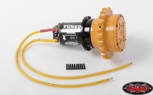 DXR2 Dozer Drive Motor and Gear Assembly Set