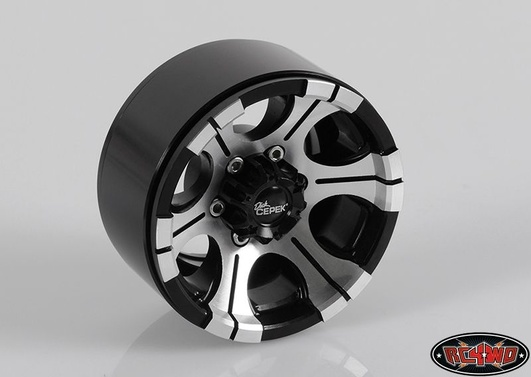 Dick Cepek DC-2 1.9 Internal Beadlock Wheels