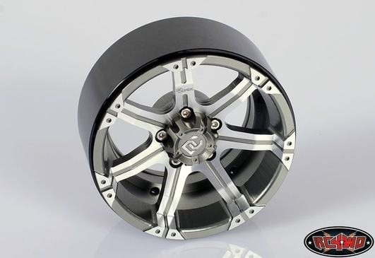 Dick Cepek Gun Metal 7 2.2 Single Wheel