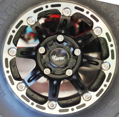 Dick Cepek Torque 1.9 Internal Beadlock Wheels