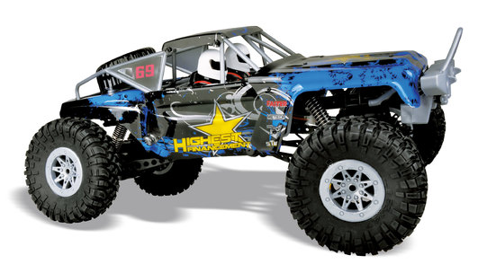 Double Bridge Crawler brushed 1:10 2,4GHz RTR
