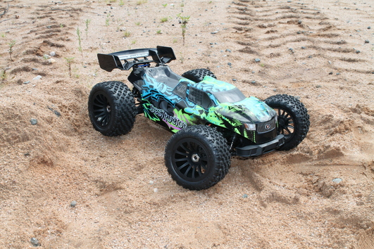 Drive and Fly Destructor Elektro Brushed Truggy 4WD 1:8 RTR