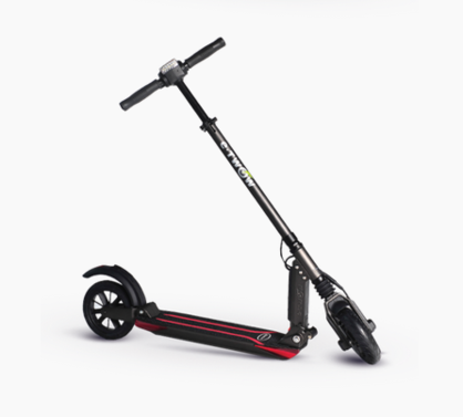 E-Twow Booster Plus e Scooter 500W 33V 6.5A schwarz