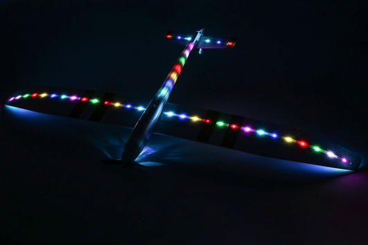 E-flite Night Radian FT PNP 2000mm
